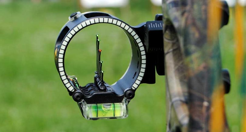 Best Compound Bow Sight for Hunting